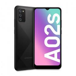 Samsung Galaxy A02s Black W3